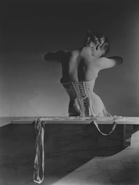 Horst P Horst Mainbocher Corset Paris 1939 Horst Estate Conde Nast