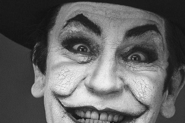 John Malkovich als Jack Nicholson, London (nach Herb Ritts, 1988) © Sandro Miller, 2014 / Mit freundlicher Genehmigung der Catherine Edelman Gallery, Chicago