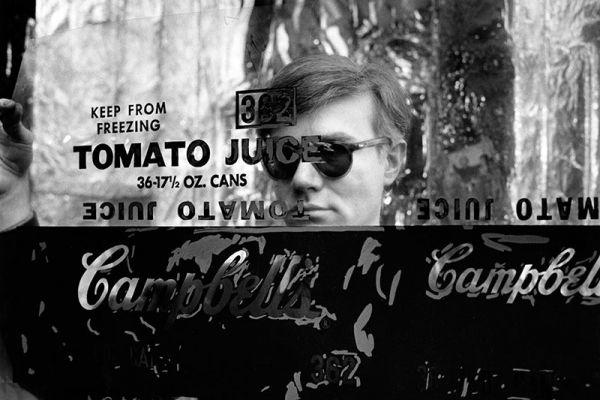 Ken Heyman – Andy Warhol
