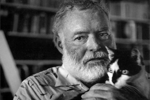 Ken Heyman – Hemingway