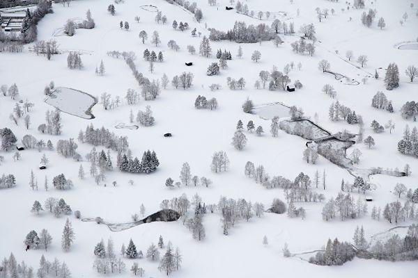 Ernst Wawra Winterlandschaft